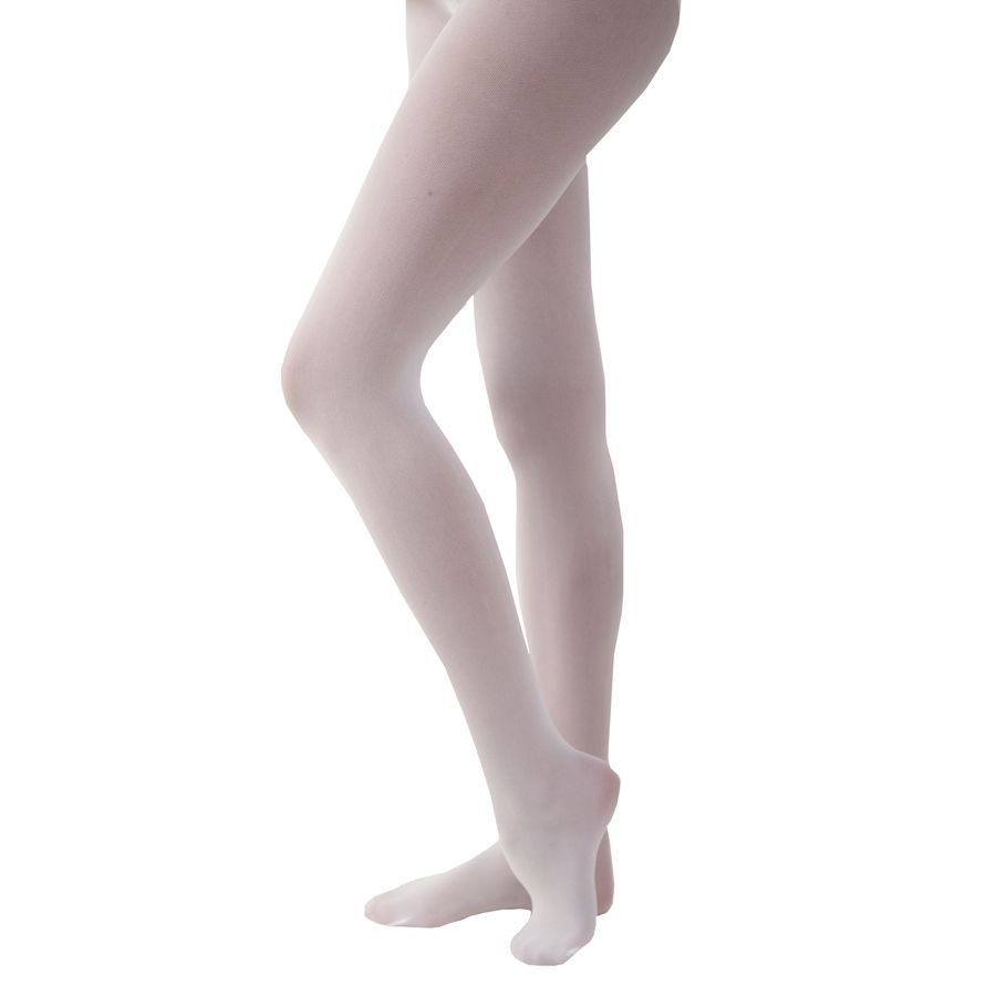 Ivory colored support pantyhose