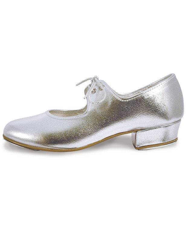 Silver Tap Shoes Size